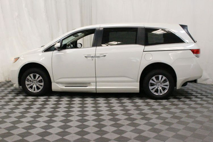 2016 Honda Odyssey EX-L Wheelchair Van For Sale #13