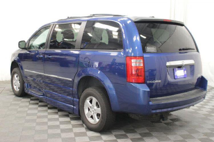 2010 Dodge Grand Caravan SXT Wheelchair Van For Sale #27