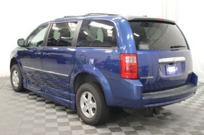 2010 Dodge Grand Caravan Wheelchair Van For Sale -- Thumb #27