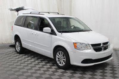 2015 Dodge Grand Caravan Wheelchair Van For Sale -- Thumb #7