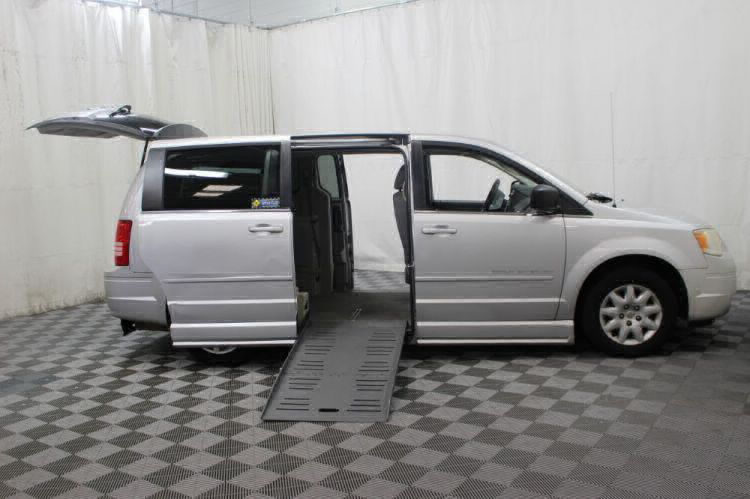 2010 Chrysler Town and Country LX Wheelchair Van For Sale #2
