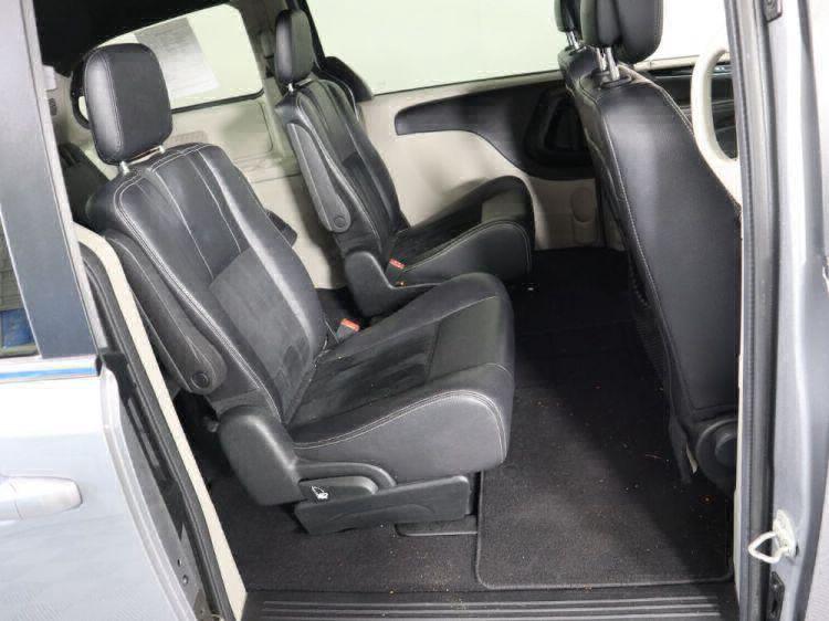 2018 Dodge Grand Caravan SXT Wheelchair Van For Sale #22