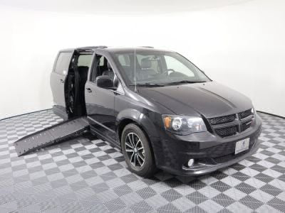 New Wheelchair Van for Sale - 2018 Dodge Grand Caravan GT Wheelchair Accessible Van VIN: 2C4RDGEG2JR242046