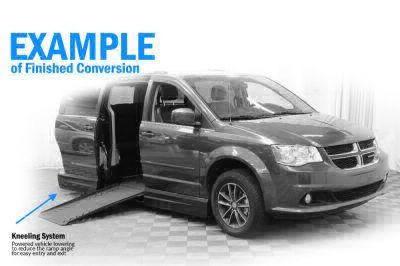 New Wheelchair Van for Sale - 2018 Dodge Grand Caravan SXT Wheelchair Accessible Van VIN: 2C4RDGCG1JR205332