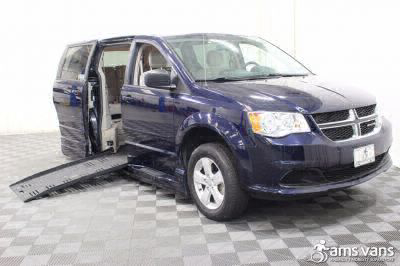 Used 2013 Dodge Grand Caravan American Value Package Wheelchair Van