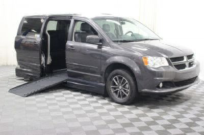 Handicap Van for Sale - 2017 Dodge Grand Caravan SXT Wheelchair Accessible Van VIN: 2C4RDGCG0HR735592