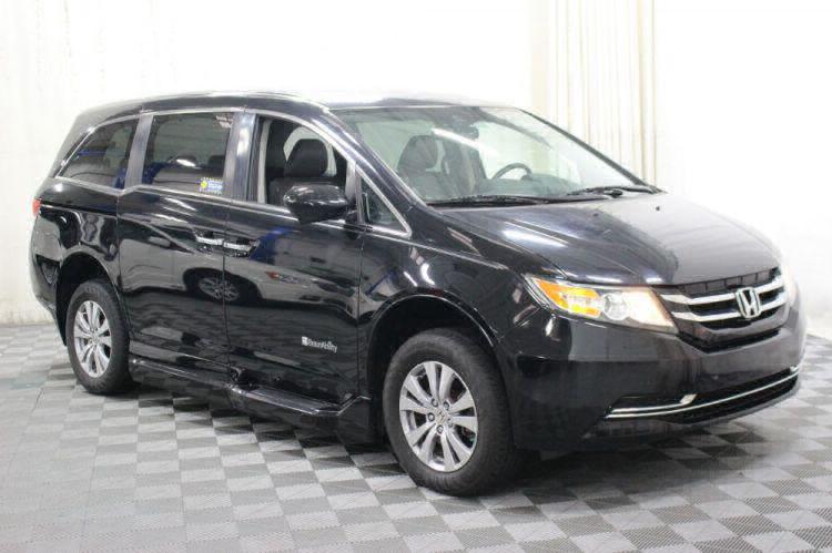 2014 Honda Odyssey EX-L Wheelchair Van For Sale #28