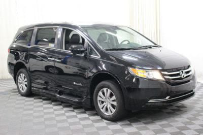 2014 Honda Odyssey Wheelchair Van For Sale -- Thumb #28