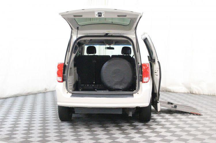 2012 Dodge Grand Caravan SXT Wheelchair Van For Sale #5
