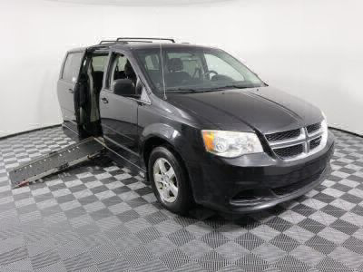 Used Wheelchair Van for Sale - 2012 Dodge Grand Caravan SXT Wheelchair Accessible Van VIN: 2C4RDGCG9CR295347