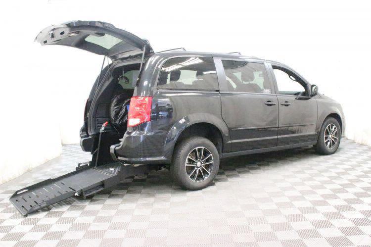 2016 Dodge Grand Caravan Wheelchair Van For Sale 31 499 Stock 344575