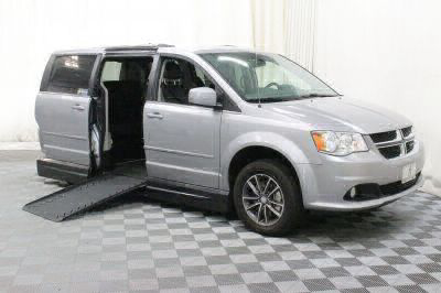 Handicap Van for Sale - 2017 Dodge Grand Caravan SXT Wheelchair Accessible Van VIN: 2C4RDGCG7HR779427