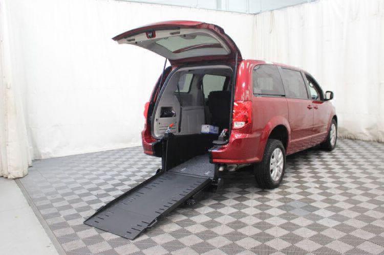 2014 Dodge Grand Caravan SE Wheelchair Van For Sale #1