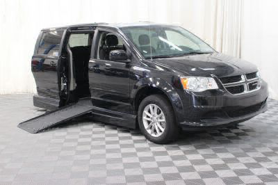Commercial Wheelchair Vans for Sale - 2016 Dodge Grand Caravan SXT ADA Compliant Vehicle VIN: 2C4RDGCG6GR357213