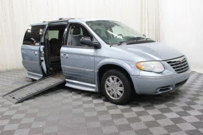 Used Wheelchair Van for Sale - 2005 Chrysler Town & Country Limited Wheelchair Accessible Van VIN: 2C8GP64L15R294912