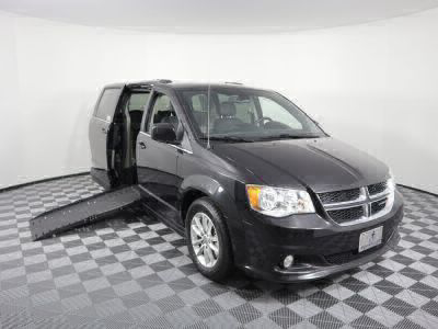 New Wheelchair Van for Sale - 2018 Dodge Grand Caravan SXT Wheelchair Accessible Van VIN: 2C4RDGCG8JR253541
