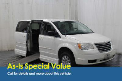 Used Wheelchair Van for Sale - 2010 Chrysler Town & Country LX Wheelchair Accessible Van VIN: 2A4RR4DE4AR206336