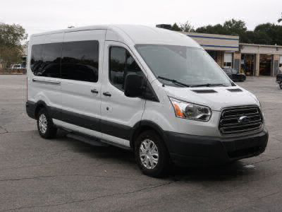 New Wheelchair Van for Sale - 2019 Ford Transit Passenger 350 XLT Wheelchair Accessible Van VIN: 1FDAX2CM2KKA31117