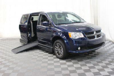 Handicap Van for Sale - 2017 Dodge Grand Caravan SXT Wheelchair Accessible Van VIN: 2C4RDGCG2HR767931