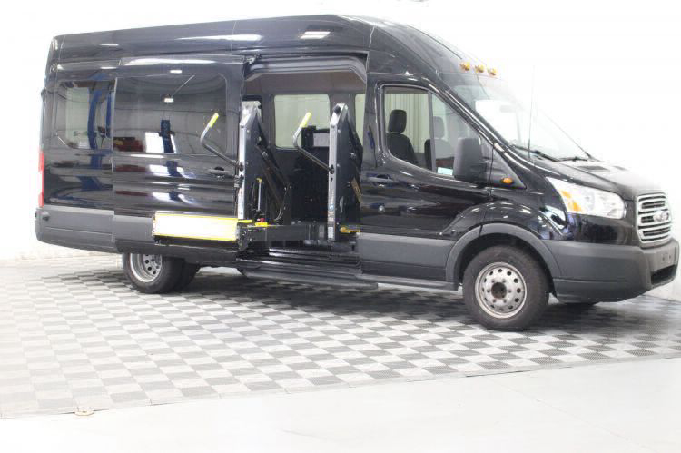 2018 Ford Transit Wagon 350 XLT-HD 15 Wheelchair Van For Sale #5
