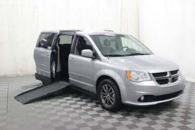 New Wheelchair Van for Sale - 2017 Dodge Grand Caravan SXT Wheelchair Accessible Van VIN: 2C4RDGCG0HR824515