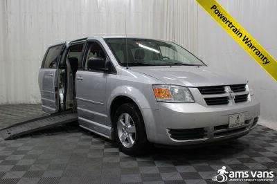 Used Wheelchair Van for Sale - 2009 Dodge Grand Caravan SE Wheelchair Accessible Van VIN: 2D8HN44E09R600202