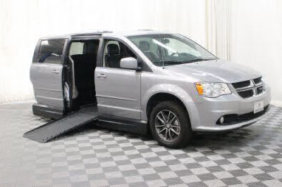 New Wheelchair Van for Sale - 2017 Dodge Grand Caravan SXT Wheelchair Accessible Van VIN: 2C4RDGCG3HR580911