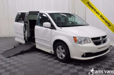 Used Wheelchair Van for Sale - 2012 Dodge Grand Caravan Crew Wheelchair Accessible Van VIN: 2C4RDGDG5CR224726