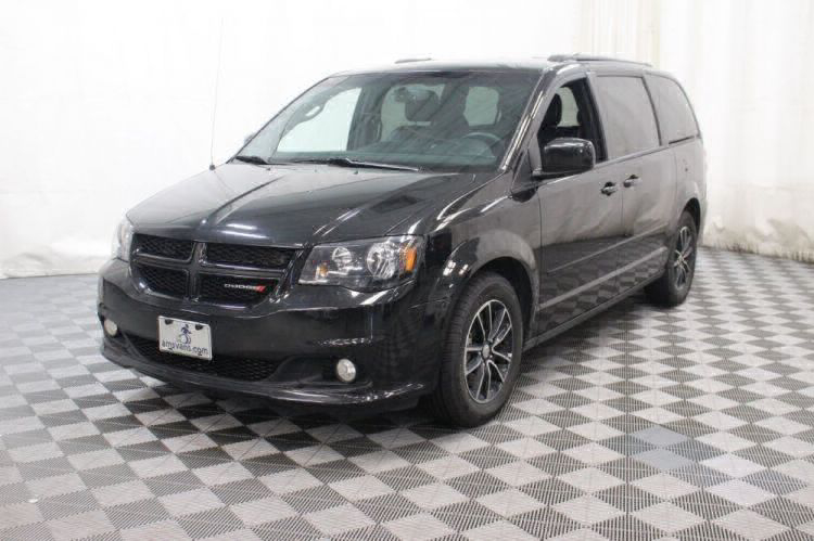 2017 Dodge Grand Caravan GT Wheelchair Van For Sale #11