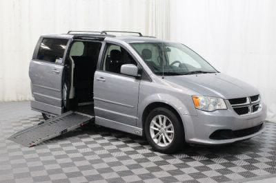 Used Wheelchair Van for Sale - 2013 Dodge Grand Caravan SXT Wheelchair Accessible Van VIN: 2C4RDGCG2DR718951