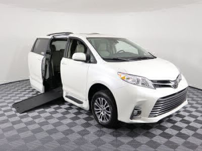 2020 Toyota Sienna Wheelchair Van For Sale