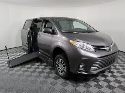 New Wheelchair Van for Sale - 2020 Toyota Sienna XLE Wheelchair Accessible Van VIN: 5TDYZ3DC9LS086442