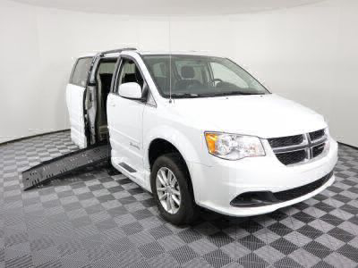 Used Wheelchair Van for Sale - 2016 Dodge Grand Caravan SXT Wheelchair Accessible Van VIN: 2C4RDGCG0GR323218
