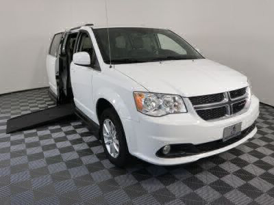 New Wheelchair Van for Sale - 2019 Dodge Grand Caravan SXT Wheelchair Accessible Van VIN: 2C4RDGCG8KR648272