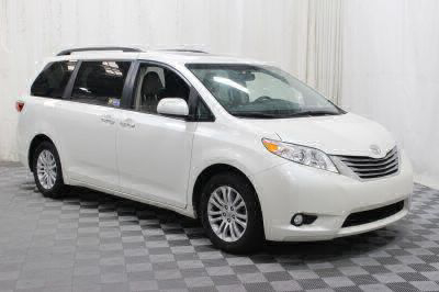 Commercial Wheelchair Vans for Sale - 2017 Toyota Sienna XLE ADA Compliant Vehicle VIN: 5TDYZ3DC2HS832883