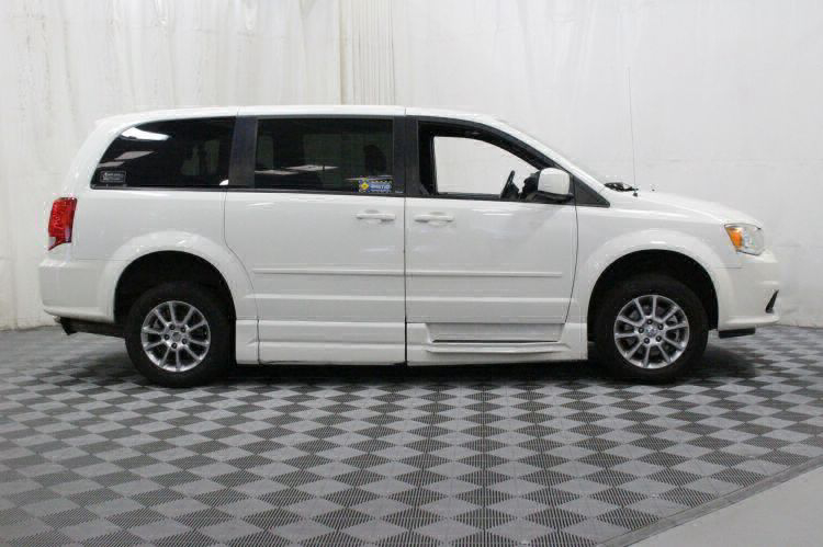 2012 Dodge Grand Caravan R/T Wheelchair Van For Sale #8