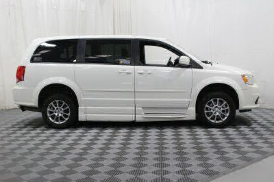 2012 Dodge Grand Caravan Wheelchair Van For Sale -- Thumb #8