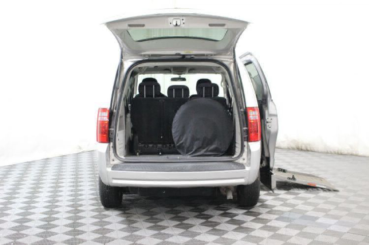 2010 Dodge Grand Caravan SXT Wheelchair Van For Sale #5