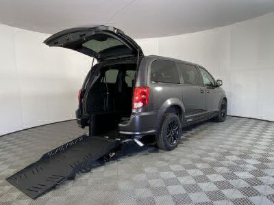 New Wheelchair Van for Sale - 2019 Dodge Grand Caravan GT Wheelchair Accessible Van VIN: 2C4RDGEG9KR748166