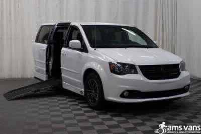 New Wheelchair Van for Sale - 2017 Dodge Grand Caravan SXT Wheelchair Accessible Van VIN: 2C4RDGCG0HR855456