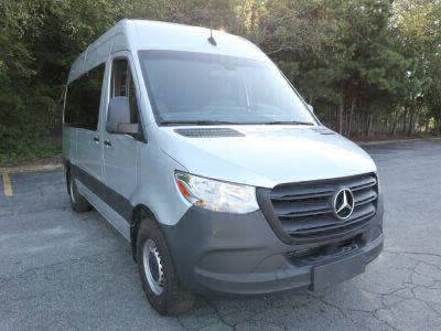 Handicap Van for Sale - 2019 Mercedes-Benz Sprinter Passenger 12 2500 Wheelchair Accessible Van VIN: WDZPF0CD1KP119178