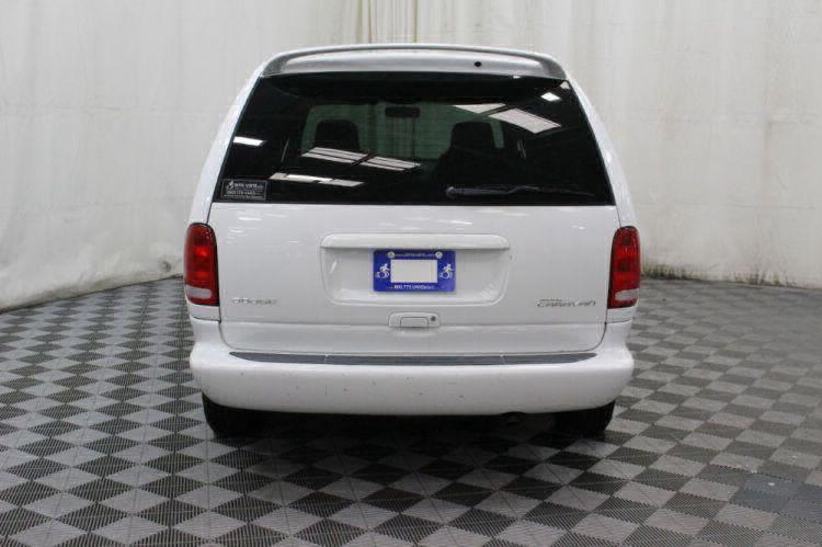 2000 Dodge Grand Caravan SE Wheelchair Van For Sale #24