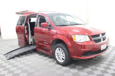 Used Wheelchair Van for Sale - 2014 Dodge Grand Caravan SXT Wheelchair Accessible Van VIN: 2C4RDGCG2ER478043