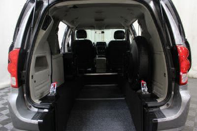 2016 Dodge Grand Caravan Wheelchair Van For Sale -- Thumb #6