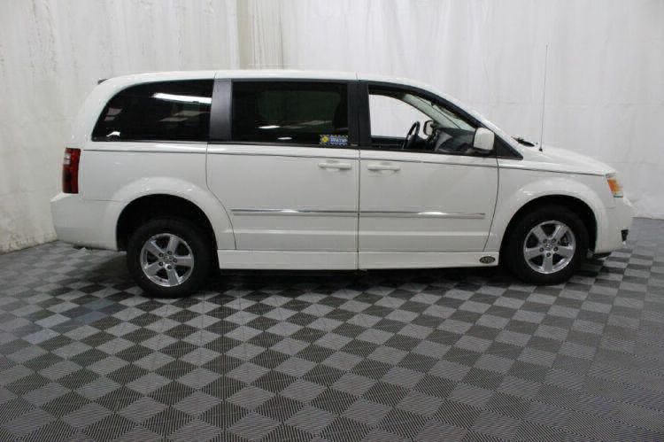 2008 Dodge Grand Caravan SXT Wheelchair Van For Sale #11