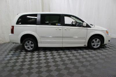 2008 Dodge Grand Caravan Wheelchair Van For Sale -- Thumb #11