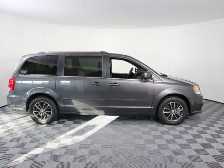 2017 Dodge Grand Caravan SXT Wheelchair Van For Sale #2