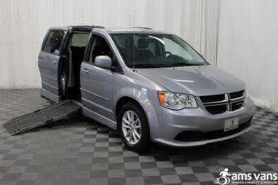 Used 2015 Dodge Grand Caravan SXT Wheelchair Van