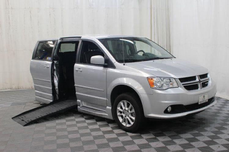 2012 Dodge Grand Caravan R/T Wheelchair Van For Sale #1