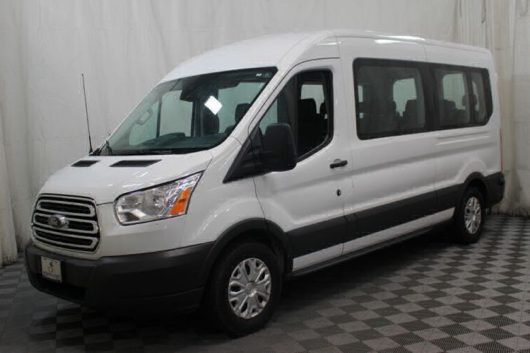 2018 Ford Transit Passenger 350 XLT Wheelchair Van For Sale #22
